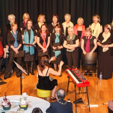 Antrim Community Choir in Concert