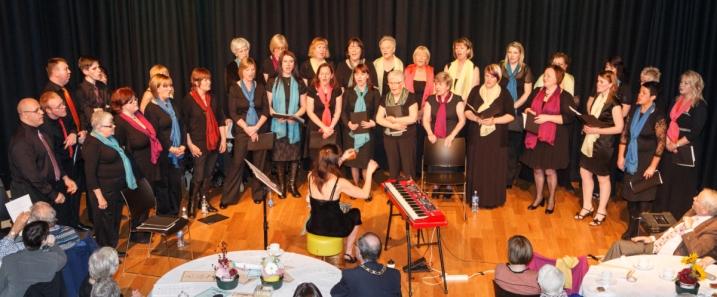 Antrim Community Choir in Concert