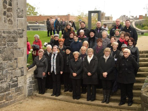 The Choir at Antrim Castle